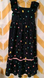 Toddler girl maxi dress